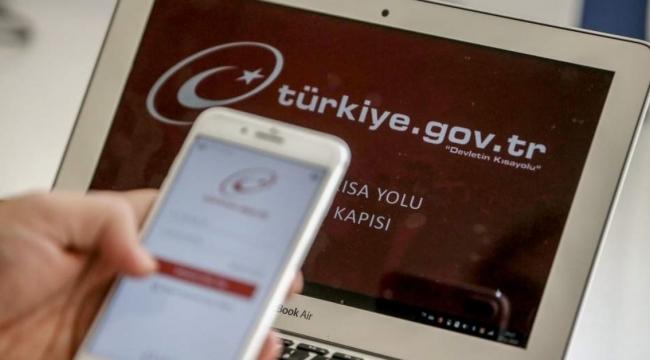 E-devlet'te 'izin belgesi' yoğunluğu