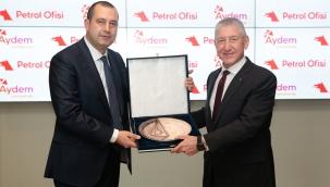 Enerji sektörünün devleri Petrol Ofisi ve Aydem Perakende'den elektrikte önemli iş birliği
