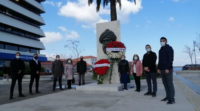 Mimar Sinan'ı andılar