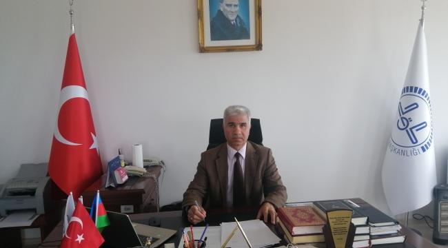 Müftü Süleyman Demiryürek'in Ramazan ayı mesajı