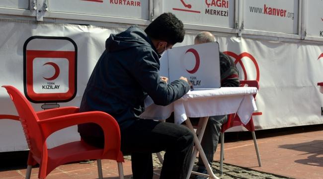 Türk Kızılay'ı Ramazan Ayında Aliağa'da Kan Bağışı Toplayacak