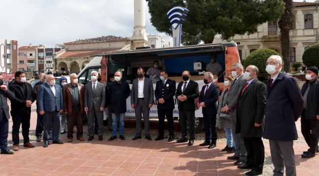 Türk Polis Teşkilatı'nın 176. Yıl Dönümü Aliağa'da Törenle Kutlandı