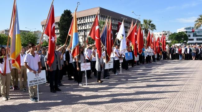 19 Mayıs Atatürk'ü Anma, Gençlik ve Spor Bayramı Aliağa'da Kutlanacak