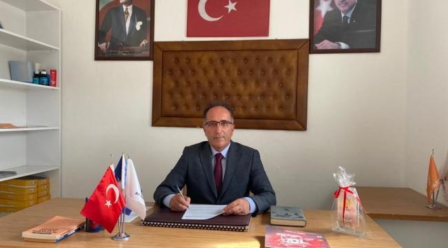 AK Partili Çapçı'dan Foça Belediyesi'nin 2 yıl değerlendirmesi