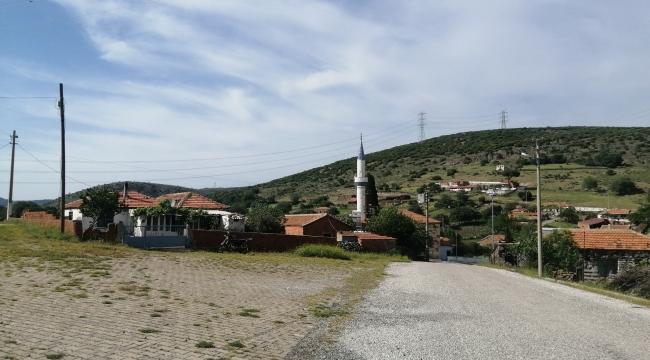 Aliağa'nın Kuzeyindeki Kırsal mahalleri kısıtlamaya büyük oradan riayet ediyor.
