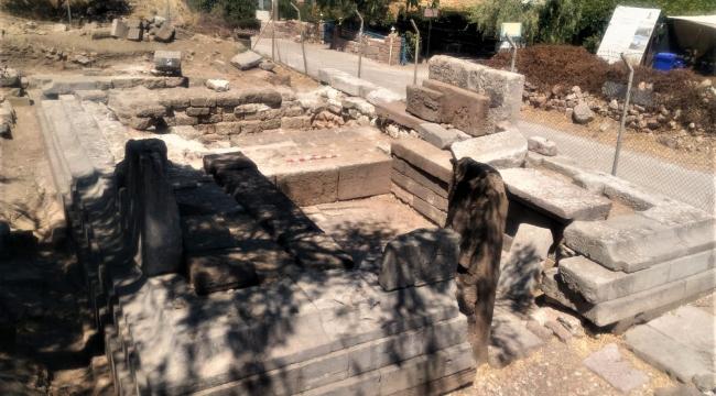 Arkeolojik kazılara Büyükşehir desteği