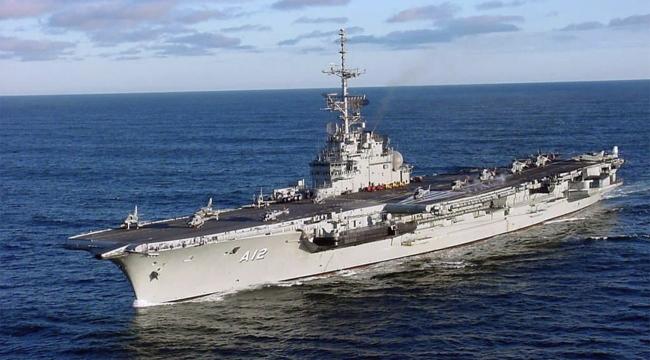 GEMİSANDER'den , `NAe Skı Paulo' Uçak Gemisi Açıklaması