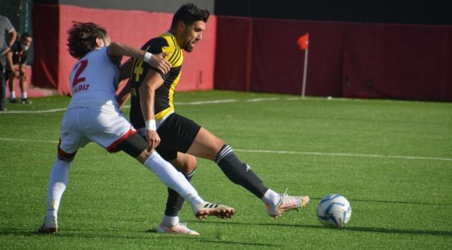 Aliağaspor FK Çeyrek Finalde