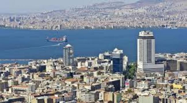 İzmir'de konut satışları % 6,5 oranında arttı