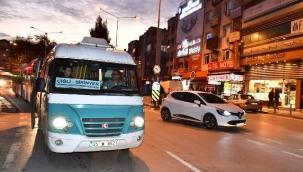 İzmir Sehiriçi minibüs ücretlerine zam: