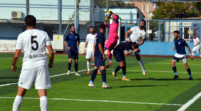 İzmirspor 1 - 3 Aliağaspor FK
