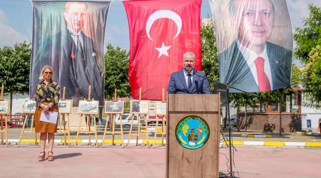 Kaymakam Kemal Bey, şehit edilişinin 102. yıldönümünde anıldı