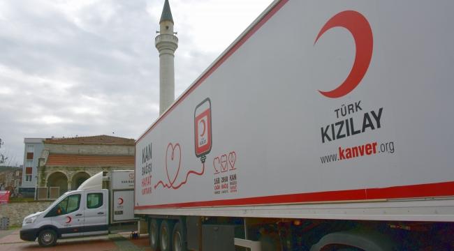 Türk Kızılay, Gönüllü Bağışçıları İçin Aliağa'ya Geliyor