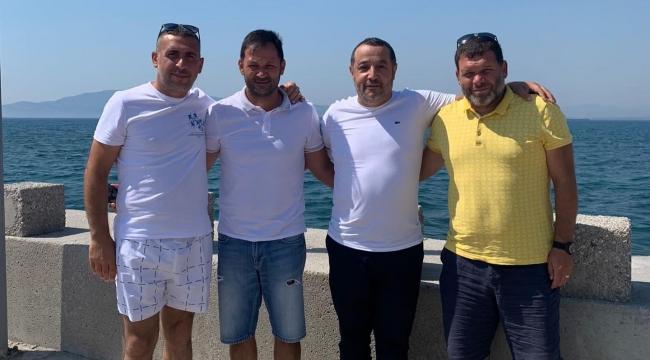 Aliağaspor FK, Hakan Şapcı ile devam edecek
