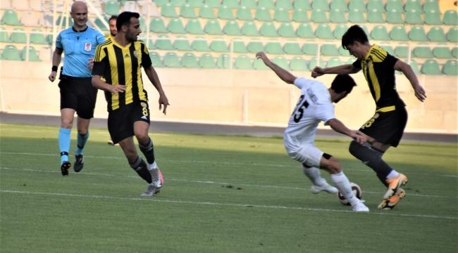 Aliağaspor FK , 3. ligin kapısından döndü