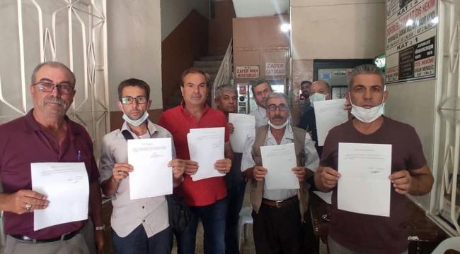 Bergama'da 25 muhtar istifa etti