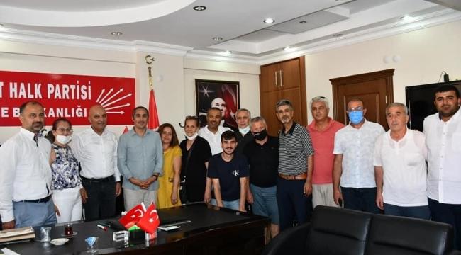 CHP ve İYİ Partin 'den AK Parti'ye bayram ziyareti