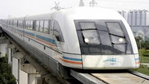 Çin, 'dünyanın en hızlı' maglev trenini tanıttı