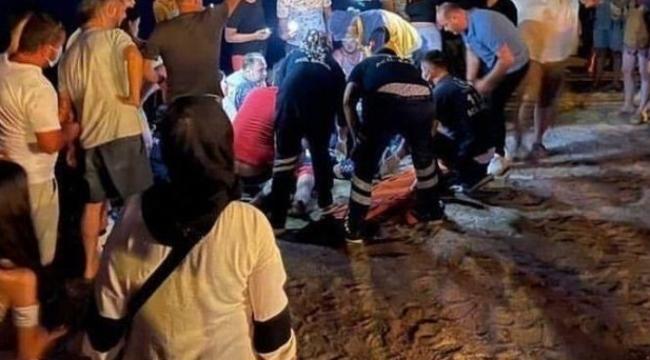Denizde kaybolan 13 yaşındaki çocuk hayatını kaybetti
