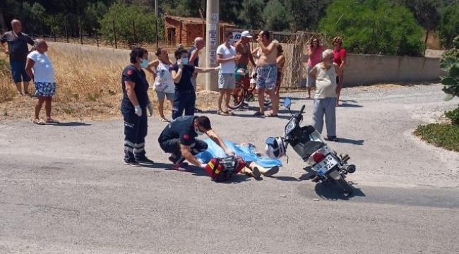 İzmir'de kadın cinayeti: Motosikletiyle seyir halindeyken öldürüldü