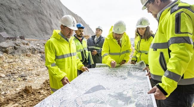 İzmir ulaşımını rahatlatacak dev projede önemli adım