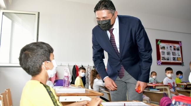Adalet İlkokulu Eğitim Hayatına Başladı