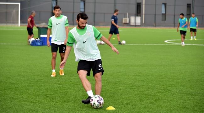 Aliağaspor FK, Sezon Hazırlıklarını Sürdürüyor