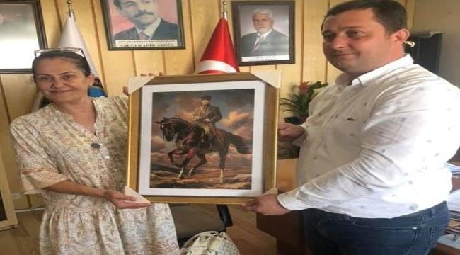 CHP Aliağa, Esnaf Ve Sanatkarlar Kredi Ve Kefalet Kooperatifine Ziyaret Etti