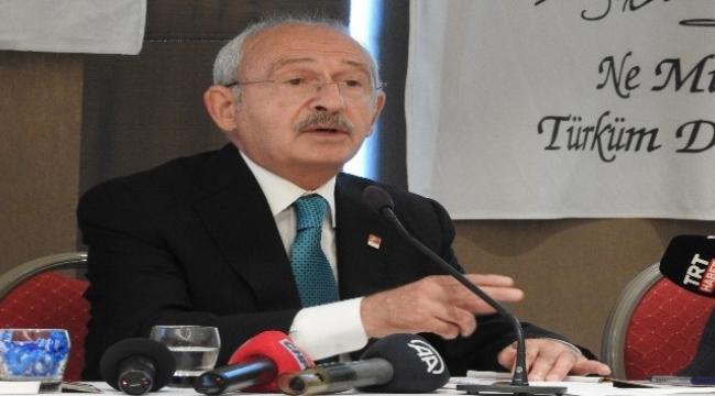 Kılıçdaroğlu'ndan Basın Konseyi toplantısı