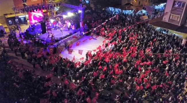 KINIK'TA FESTİVAL COŞKUYLA KUTLANDI